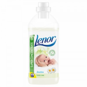 LENOR - Płyn do płukania PURE CARE 925ml - 37 prań