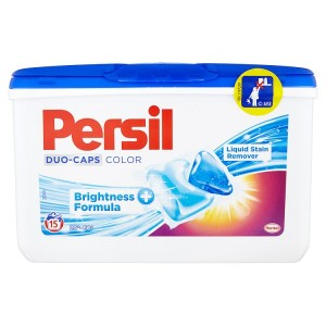 PERSIL - Kapsułki do prania COLOR Duo-Caps 15 prań