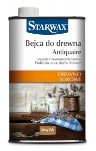 Starwax - Bejca do drewna MAHOŃ 500ml