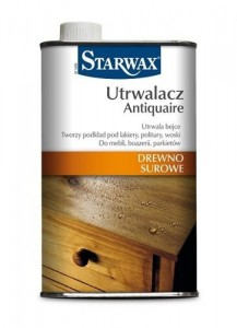 Starwax - Utrwalacz wodny Antiquaire do bejc 500ml