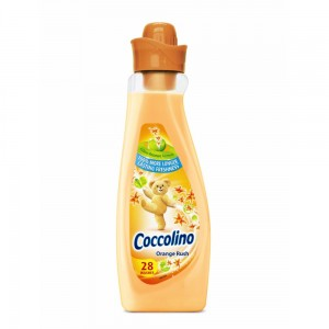 COCCOLINO - Płyn do płukania ORANGE - 1L